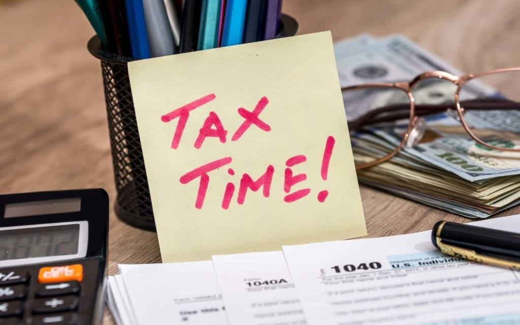 When Should You Start Thinking About Taxes?