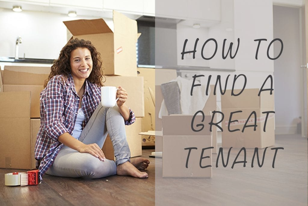 How to find the best tenants