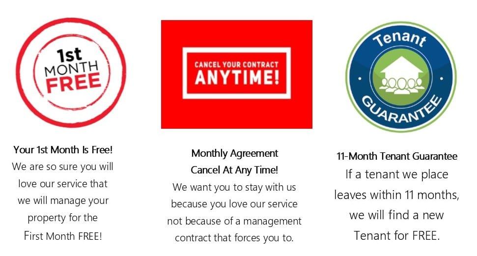 Portland Property Management - Cancel Anytime