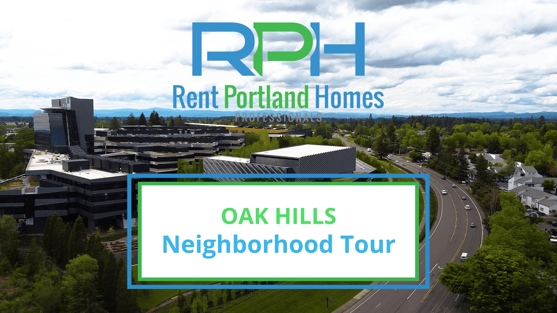 Oak Hills Neighborhood Tour