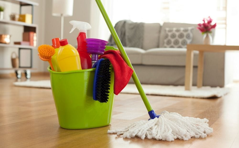 Tips For Cleaning Your Rental Property