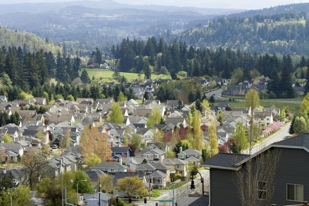 Happy Valley, Oregon