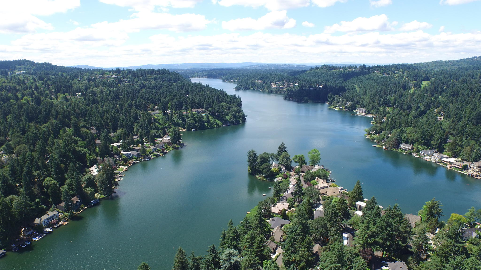 LAKE OSWEGO NEIGHBORHOOD TOUR