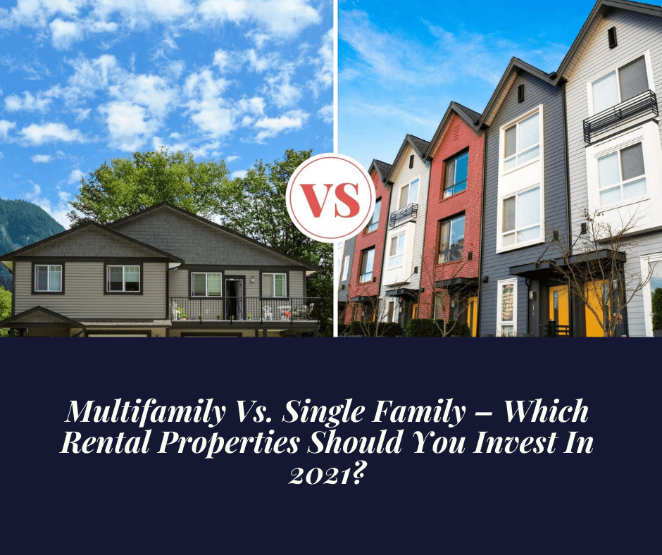 Multifamily Vs. Single Family