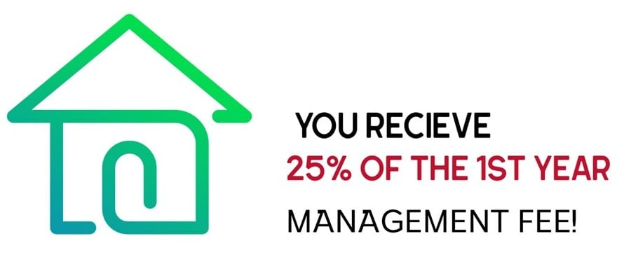 25% Realtor Referral